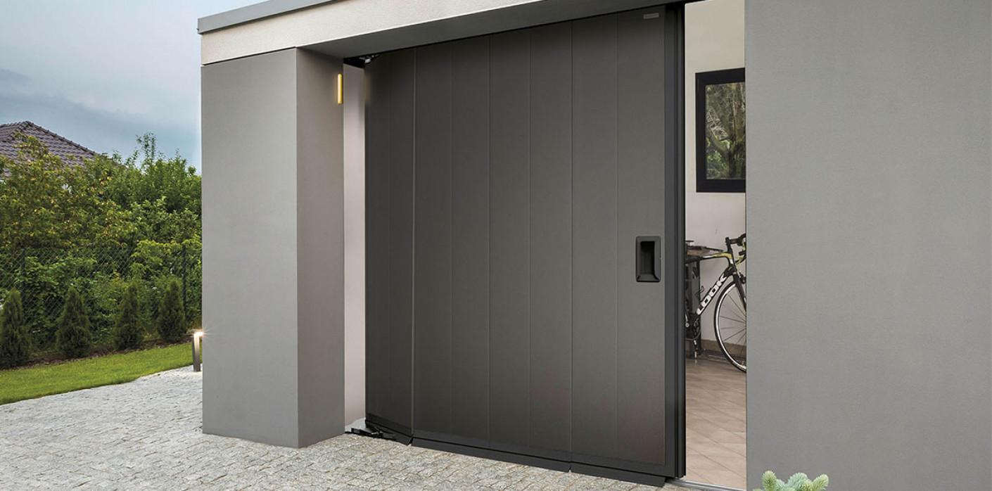 Porte Per Interni Prezzi Foggia porte sezionali da garage, flexa | ballan