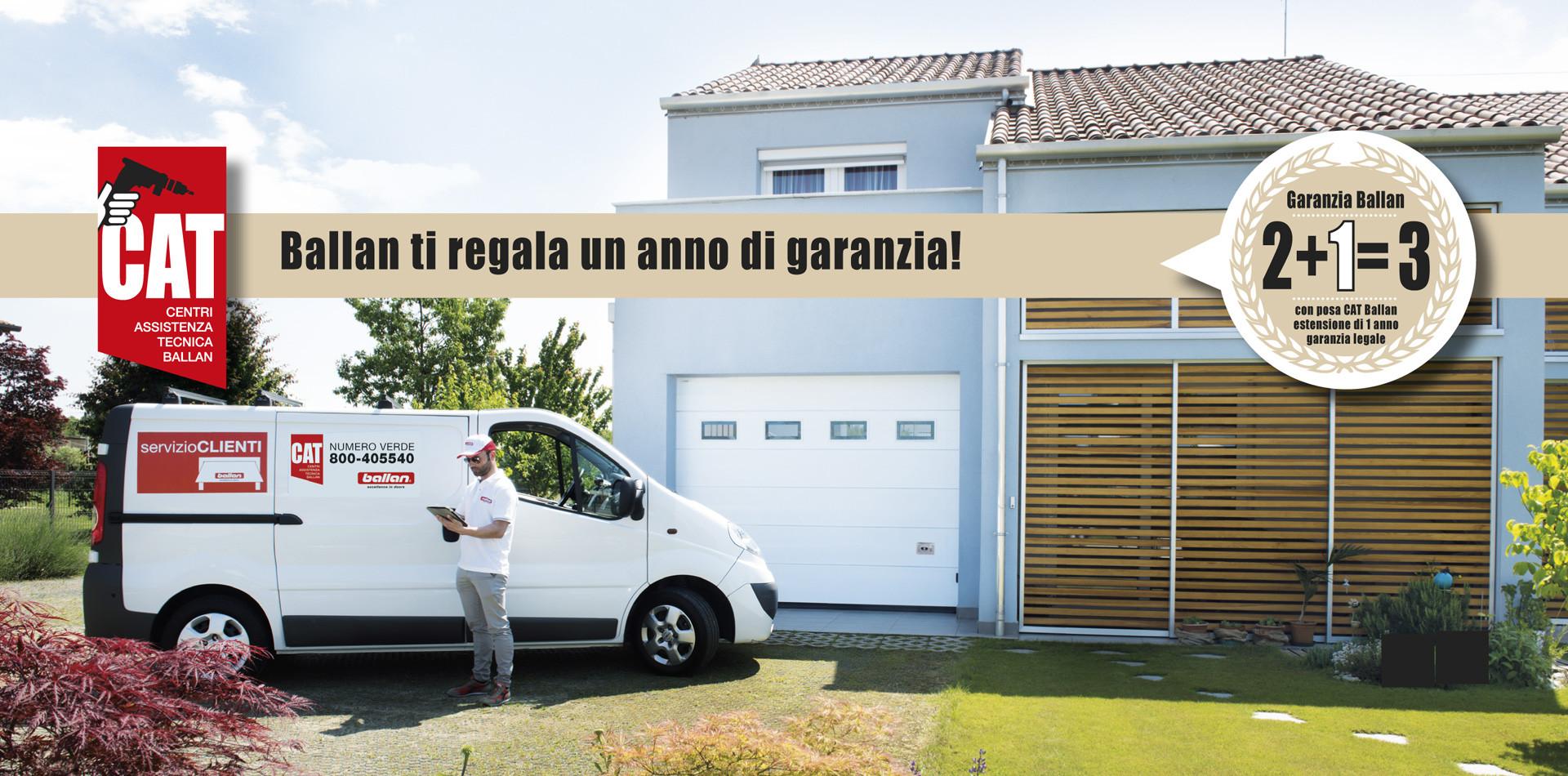 Portoni A Due Ante Per Garage Usato.Porte Da Garage Basculanti Porte Sezionali Ballan
